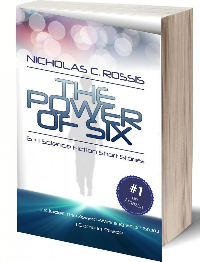 The Power of Six: Book Cover